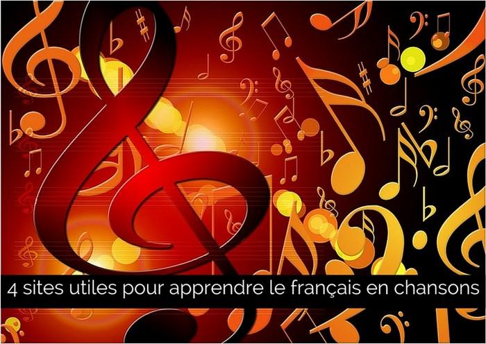 4 sites utiles pour apprendre le français en chansons