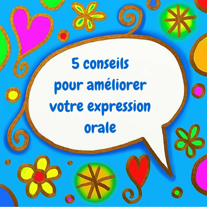 exercices d'expression oral français pdf