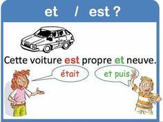 """Résultat de recherche d'images pour """"homonymes es est et"""""""