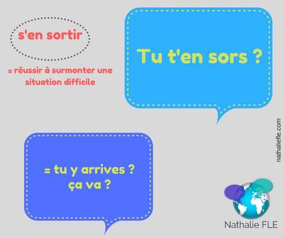 dialogue français familier