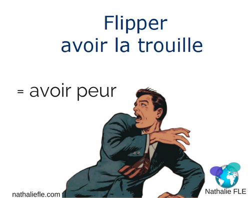 flipper verbes familiers