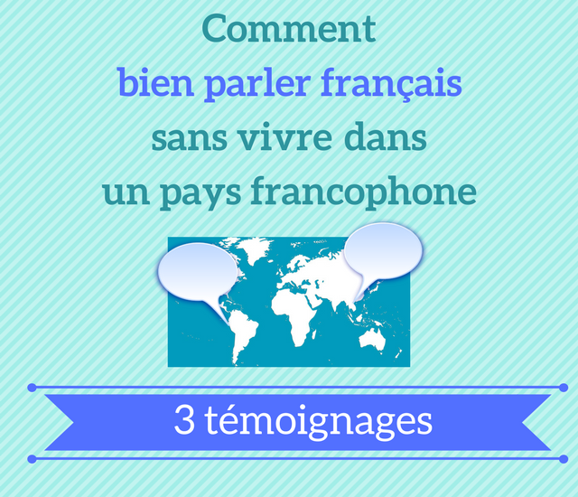 parler couramment français sans immersion