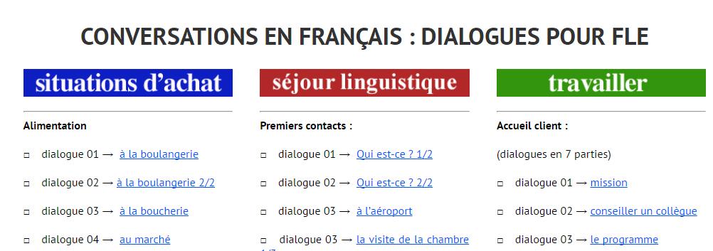 dialogues podcast français facile 2 améliorer votre compréhension orale