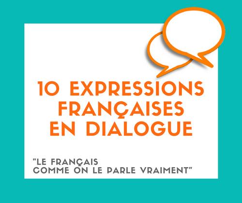 dialogue rencontre informelle entre 2 amis cours