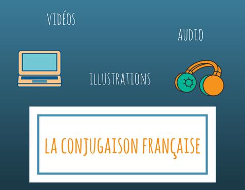 Etudiez La Conjugaison Francaise Avec De Bonnes Ressources Audios Et Visuelles