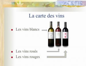 comment parler du vin en français