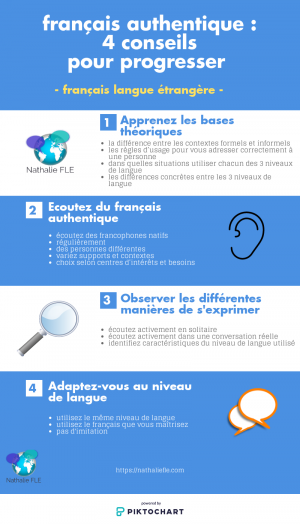 Guide pratique français authentique 4 conseils