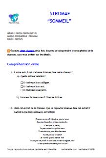 apprendre français chansons stromae