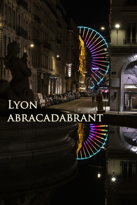 Histoire en français Lyon abracadabrant