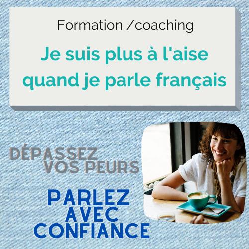 parlez français avec aisance